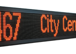 BUS DESTINATION DISPLAY